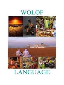 WOLOF Language C